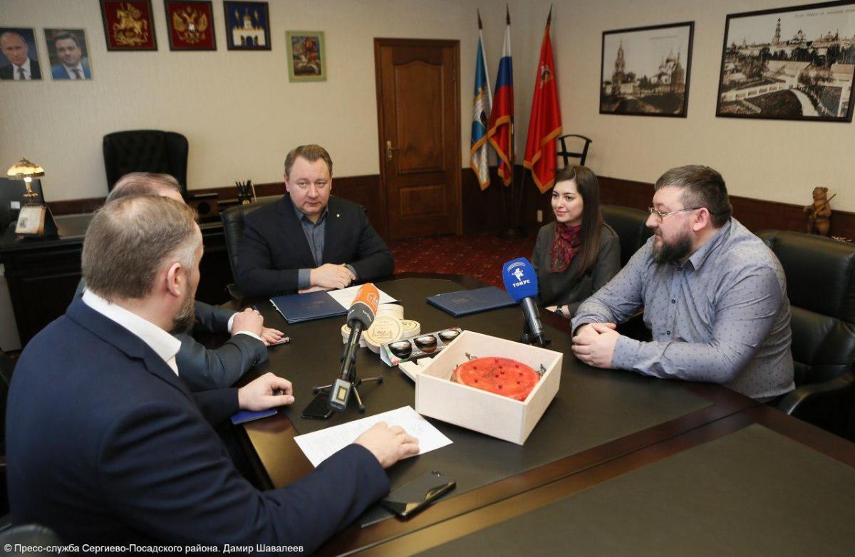 Новая сыроварня появится вСергиево-Посадском районе Подмосковья