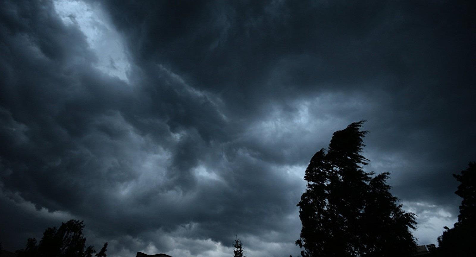 МЧС предупреждает обусилении штормового ветра вПетербурге