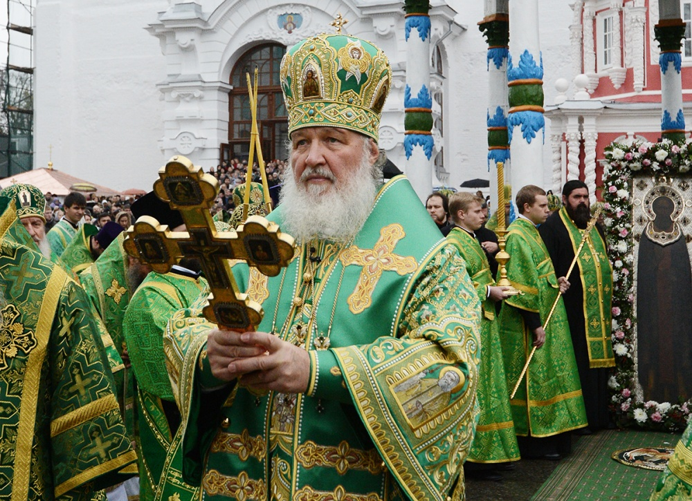 Воробьев поклонился мощам Сергия Радонежского вдень ихобретения